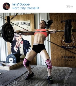 Coach Pope, Port City Weightlifting Meet May 2015