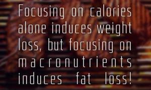 Flexible Dieting Concept
